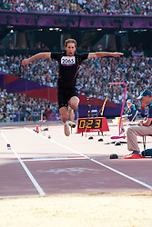 Athletics (Triple Jump) at the 2012 London Summer Paralympic Games