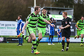 Forest Green Rovers v Macclesfield Town 040317