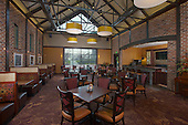 Charlestown Senior Living Terrace Cafe Interior Photography