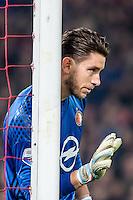 ROTTERDAM - Feyenoord - Vitesse , Voetbal , Eredivisie , Seizoen 2016/2017 , De Kuip , 16-12-2016 , Feyenoord speler Brad Jones
