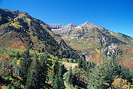 fall at Sundance, Utah, USA