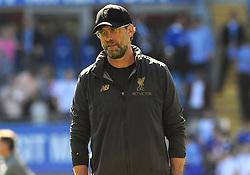 Liverpool manager Jurgen Klopp watches on - Mandatory by-line: Nizaam Jones/JMP - 21/04/2019 -  FOOTBALL - Cardiff City Stadium - Cardiff, Wales -  Cardiff City v Liverpool - Premier League