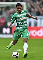 Serge Gnabry (Bremen)<br /> Bremen, 04.03.2017, Fussball, Bundesliga, SV Werder Bremen - SV Darmstadt 98 2:0<br /> Norway only