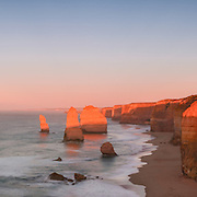 Sunrise at 12 Apostles in Port Campbell Coastal Park