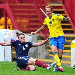 Scotland v Sweden | Fir Park | 14 June 2014