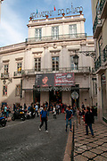 Exterior of the Armazens do Chiado, shopping centre, Chiado, Lisbon, Portugal