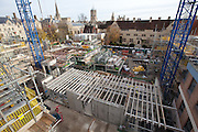November 2011: Pembroke College Brewer Street Project