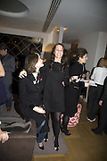 Jasmine Guinness and Julie Brangstrup, Make-A-Wish Charity Evening at Selfridges, Selfridges,  400 Oxford St. London. 17 December 2007. -DO NOT ARCHIVE-© Copyright Photograph by Dafydd Jones. 248 Clapham Rd. London SW9 0PZ. Tel 0207 820 0771. www.dafjones.com.