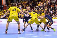 Morgen OLSEN - 17.12.2014 - Tremblay en France / Saint Raphael - 14eme journee de Championnat de France de D1<br /> Photo : Aurelien Meunier / Icon Sport