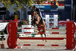 Griese, Henrik (GER) Cedric S<br /> Paderborn - Paderborn Challenge 2016<br /> © www.sportfotos-lafrentz.de