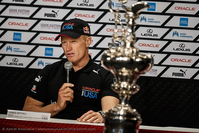 05/09/2013 - San Francisco (USA CA) - 34th America's Cup -
