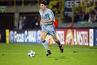Fotball, 4. november 2003, Champions League,, Club Brugge ( Brügge )-Milan 0-1, Peter Van Der Heyden, Brugge