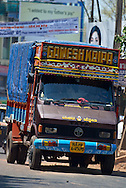 TATA Lorry, Mangalore, India