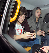 16.NOVEMBER.2011. LONDON<br /> <br /> FRANKIE COCOZZA AND HIS PALS HIT THE TOWN AGAIN, STARTING THEIR NIGHT AT THE THEATRE TO WATCH SHREK BEFORE HEADING TO JALOUSE NIGHT CLUB IN MAYFAIR WHERE FRANKIE AND HIS MALE PALS GOT TURNED AWAY AT THE DOOR!<br /> THE GANG THEN HEADED TO FREEDOM BAR IN SOHO UNTIL 3:30AM AND ARRIVED AT HIS LONDON HOTEL FOLLOWED SHORTLY BY AN ENTOURAGE OF GIRLS.<br /> <br /> BYLINE: EDBIMAGEARCHIVE.COM<br /> <br /> *THIS IMAGE IS STRICTLY FOR UK NEWSPAPERS AND MAGAZINES ONLY*<br /> *FOR WORLD WIDE SALES AND WEB USE PLEASE CONTACT EDBIMAGEARCHIVE - 0208 954 5968*