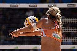 10-06-2016 DUI: Smart Major Beach Volleyball World Tour, Hamburg<br /> Marleen van Iersel<br /> <br /> ***NETHERLANDS ONLY***