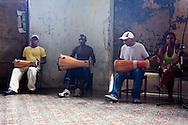 "Compańía Folclórica ""La Campana"" dance company in Holguin, Cuba."