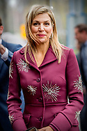 14-11-2017 GRONINGEN - Koningin Maxima is dinsdagmiddag 14 november in cultuurcentrum De Oosterpoort in Groningen aanwezig bij de regionale start van het project &lsquo;M&eacute;&eacute;r Muziek in de Klas Lokaal&rsquo;. Koningin M&aacute;xima is erevoorzitter van het Platform Ambassadeurs M&eacute;&eacute;r Muziek in de Klas. copyright robin utrecht <br /> <br /> 14-11-2017 GRONINGEN -  Queen Maxima is present at the De Oosterpoort Culture Center in Groningen on Tuesday, November 14th, at the regional launch of the 'M&eacute;&eacute;r Music in the Classroom' project. Queen M&aacute;xima is honorary chairman of the Platform Ambassadors Meer Music in the Class. copyright robin utrecht