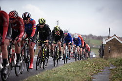 Annemiek van Vleuten (NED) of Mitchelton Scott Cycling Team rides in the chasing group during the ASDA Tour de Yorkshire Women's Race 2019 - Stage 2, a 132 km road race from Bridlington to Scarborough, United Kingdom on May 4, 2019. Photo by Balint Hamvas/velofocus.com