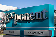 Exponent in Menlo Park, California, on February 21, 2019. (Stan Olszewski for Silicon Valley Business Journal)