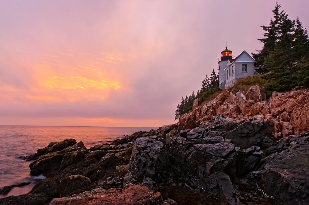 Lighthouses of Maine