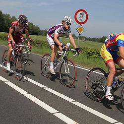 Wouter Haan zat al in de kopgroep die net na Saasveld ontstond na een valpartij
