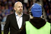 Fotball<br /> Tippeligaen Eliteserien<br /> 15.09.08<br /> Ullevaal Stadion<br /> Vålerenga VIF - Lyn<br /> Prosjektleder Bjørn Heidenstrøm<br /> Foto - Kasper Wikestad