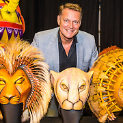 NLD/Aalsmeer/20160920 - Castpresentatie The Lion King, Albert Verlinde