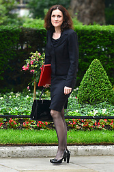 © Licensed to London News Pictures. 11/06/2013. westminster, UK. Theresa Villiers, Conservative MP, Secretary of State for Northern Ireland.  Ministers on Downing Street today 11th June 2013. Photo credit : Stephen Simpson/LNP