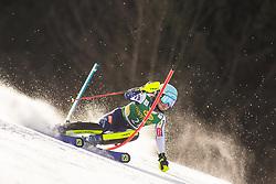 Meta Hrovat (SLO) during the Ladies' Slalom at 56th Golden Fox event at Audi FIS Ski World Cup 2019/20, on February 16, 2020 in Podkoren, Kranjska Gora, Slovenia. Photo by Matic Ritonja / Sportida