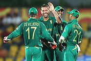 ICC World Twenty20 - South Africa v Zimbabwe