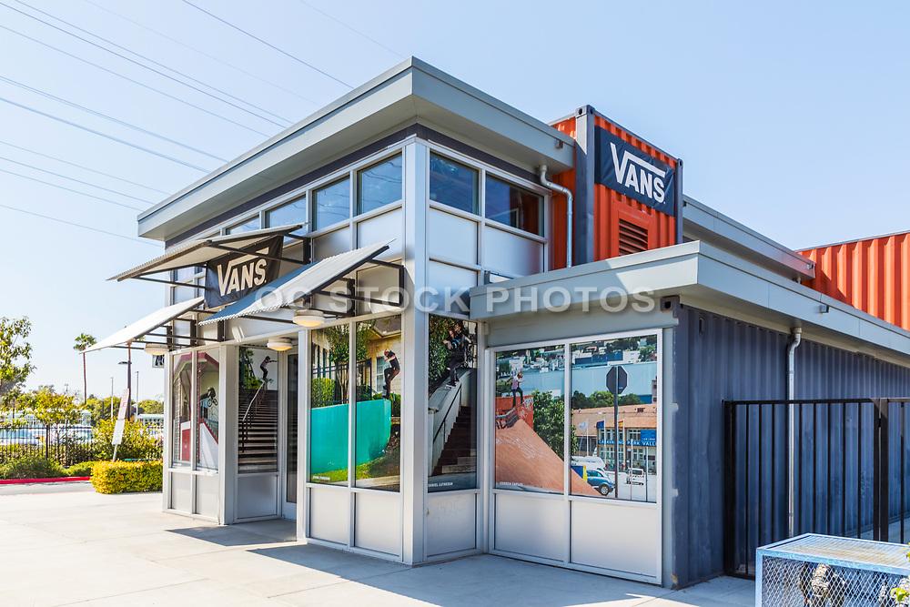 Vans Off The Wall Skate Park In Huntington Beach