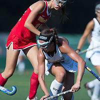 Willow Glen vs Mitty in a BVAL Girls Field Hockey Game at Mitty High School, San Jose CA on 9/12/17. (William Gerth/Max Preps)