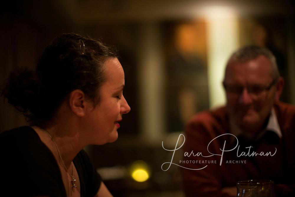 Lara Platman at GLUG October 2013