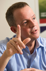 Nick Boles Planning Minister. A British Conservative Party politician who is the Member of Parliament (MP) for the Grantham and Stamford constituency in Lincolnshire. Boles currently serves as a junior minister in the Department for Communities and Local Government as a Planning minister. United Kingdom. Photo taken 8 January 2013. Photo by  i-Images.
