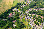 Nederland, Limburg, Gemeente Horst aan de Maas, 26-06-2014;  Griendtsveen  veenkoloniaal dorp in de Peel.<br /> luchtfoto (toeslag op standaard tarieven);<br /> aerial photo (additional fee required);<br /> copyright foto/photo Siebe Swart.