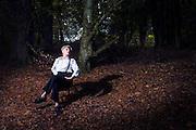 Chaplin by Dublin based portrait photographer Dan Butler.
