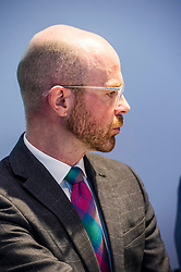 "Pictured: Martin Docherty-Hughes, SNP, MSP for West Dumbartonshire<br /> This week marks 100 days since the arrest of Jagtar Singh Johal, a Scottish Sikh from Dumbarton who has been held by Indianpolice without charge since 4 November 2017.  The arrest came two weeks after Jagtar, also known as 'Jaggi"" travelled to india from Scotland for his wedding.<br /> <br /> <br /> Ger Harley 