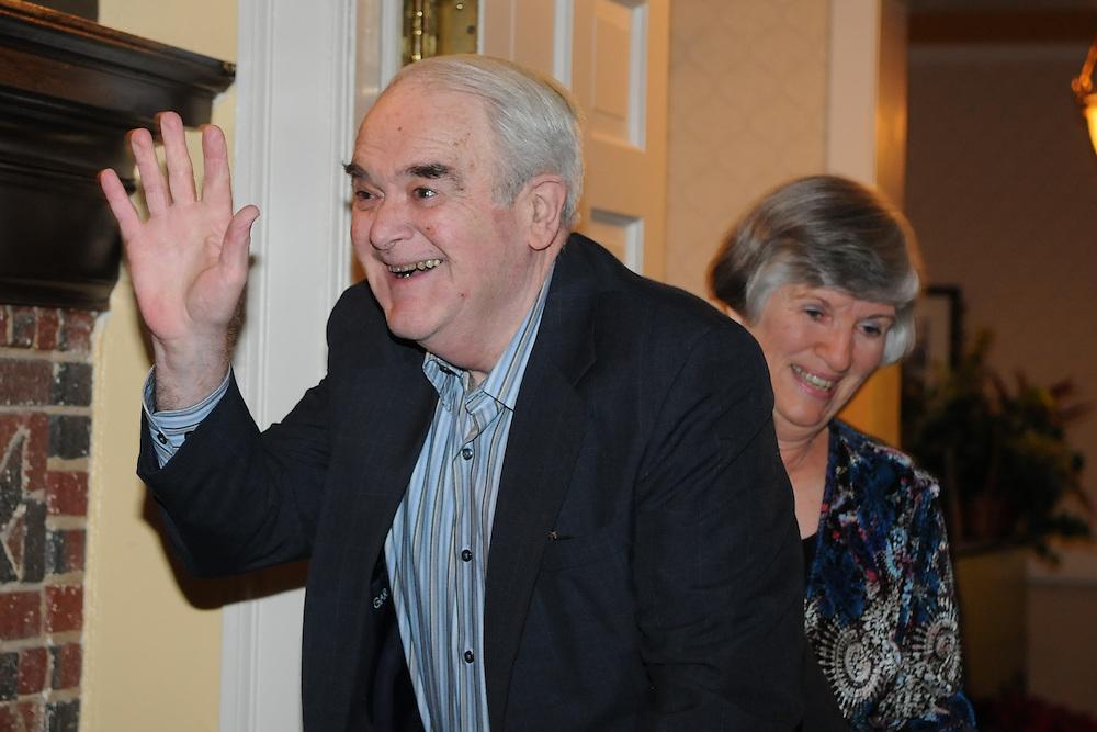 Bill Adams's surprise party
