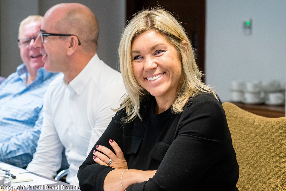 Business Insider Breakfast Property Leaders Round Table at the Mercure St Pauls Hotel & Spa, Sheffield <br /> <br />  21 August 2018<br />  Copyright Paul David Drabble<br />  www.pauldaviddrabble.co.uk