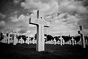 The Luxembourg American Cemetery and Memorial is the burial area containing 5,076 of military dead during the Second World War. Photo: ©Erik Luntang