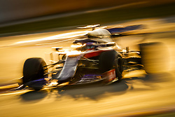 February 21, 2019 - Barcelona Barcelona, Espagne Spain - ALBON Alexander (tha), Scuderia Toro Rosso Honda STR14, action during Formula 1 winter tests from February 18 to 21, 2019 at Barcelona, Spain - Photo  Motorsports: FIA Formula One World Championship 2019, Test in Barcelona, (Credit Image: © Hoch Zwei via ZUMA Wire)