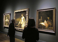 OCT 14 2014 Paintings-Rembrandt:The Late Works
