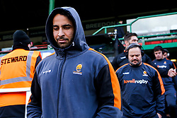Marco Mama of Worcester Warriors - Mandatory by-line: Robbie Stephenson/JMP - 29/02/2020 - RUGBY - Welford Road Stadium - Leicester, England - Leicester Tigers v Worcester Warriors - Gallagher Premiership Rugby
