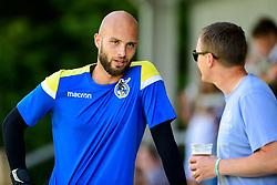 Jordi van Stappershoef - Ryan Hiscott/JMP - 06/07/2019 - SPORT - Yate Town - Yate, England - Yate Town v Bristol Rovers - Pre Season Friendly