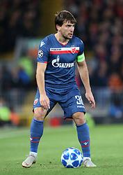 Red Star Belgrade's Filip Stojkovic