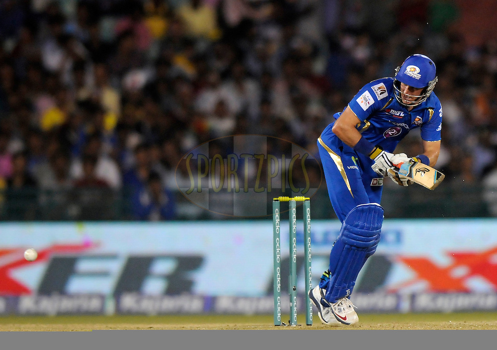Michael Hussey of Mumbai Indians bats during the qualifier 5 match of the Oppo Champions League Twenty20 between the Southern Express and the Lahore Lions held at the Chhattisgarh International Cricket Stadium, Raipur, India on the 16th September 2014<br /> <br /> Photo by:  Pal Pillai / Sportzpics/ CLT20<br /> <br /> <br /> Image use is subject to the terms and conditions as laid out by the BCCI/ CLT20.  The terms and conditions can be downloaded here:<br /> <br /> http://sportzpics.photoshelter.com/gallery/CLT20-Image-Terms-and-Conditions-2014/G0000IfNJn535VPU/C0000QhhKadWcjYs