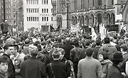 Protestors - Anti Clause 28 demonstration, Manchester, 1988