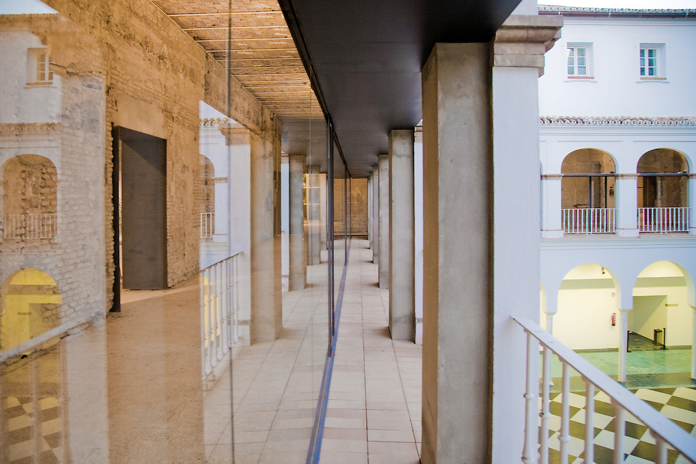 Espacio de Arte Contemporaneo CICUS. Sevilla. Sol89 Architects