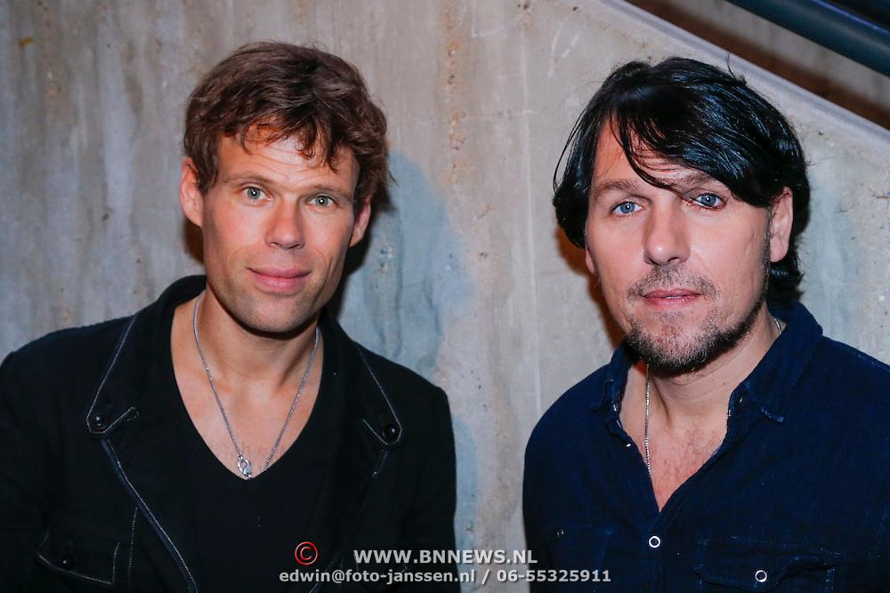 NLD/Hilversum/20130214 - Presentatie artiesten Nederland Muziekland 2013, deel van de 3 J's