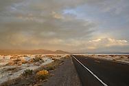 Highway 50,east of Fallon ,Nevada,USA